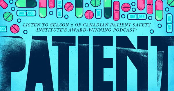 Patient Podcast ad