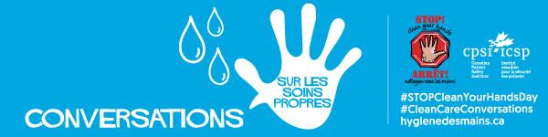 Journée ARRÊT! Nettoyez-vous les mains
