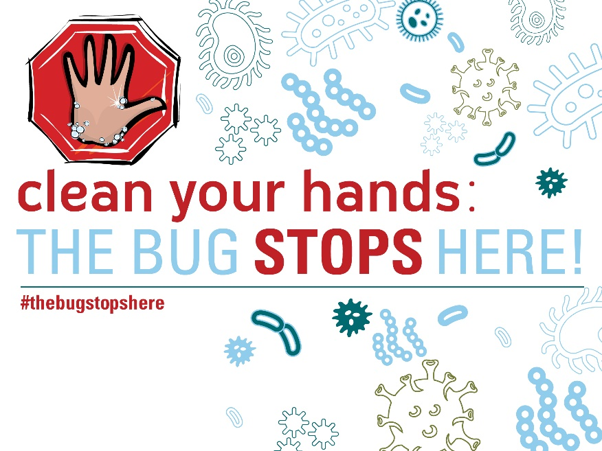 Stop Clean Your Hands Day